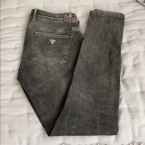 GUESS JEGGING GRAY